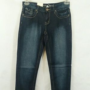 Friction Jeans Size 7 Juniors Skinny